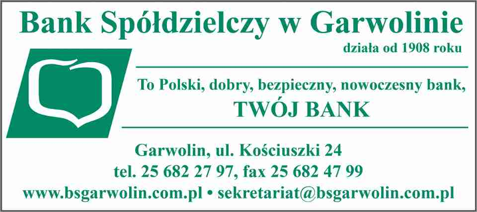 bank GARWOLIN